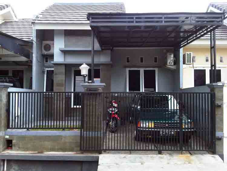 45 Model Tampak Depan Rumah Minimalis 1 Lantai Terbaru 2019