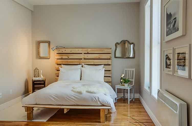 desain kamar tidur elegan minimalis