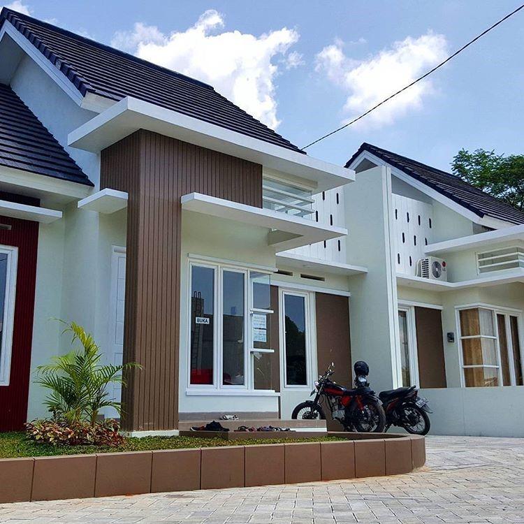 Desain Rumah Minimalis Ukuran 7x12 Meter  a 30 denah rumah minimalis type 45 desain sederhana