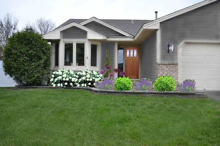 halaman rumah modern