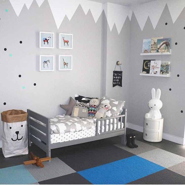 30 Desain Kamar Tidur Anak Minimalis Perempuan Laki