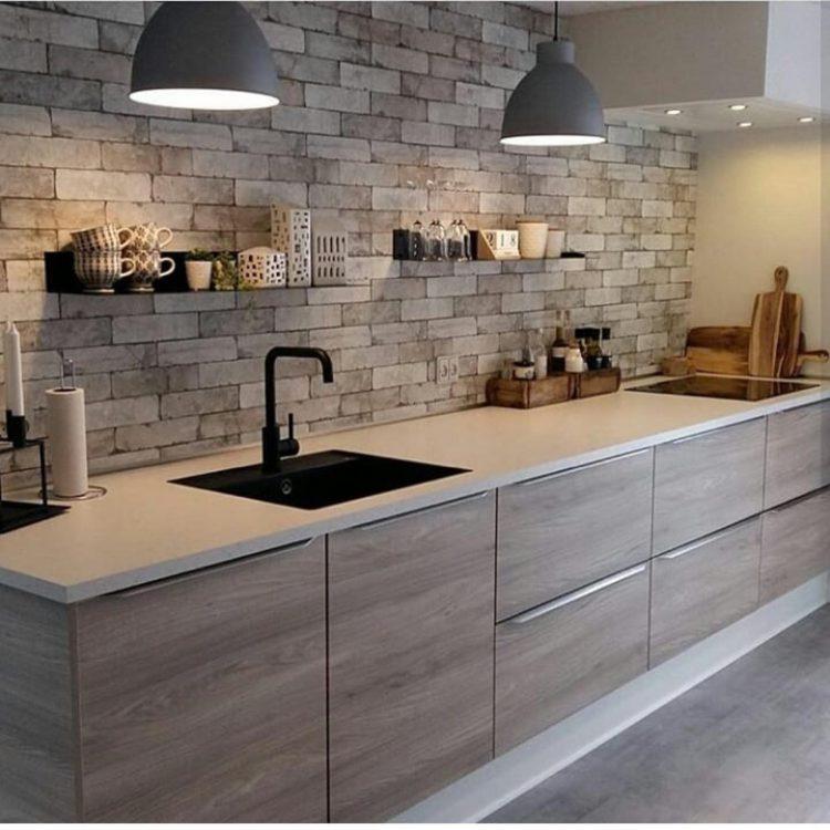 30+ Motif & Harga Keramik Dinding Dapur Model Minimalis