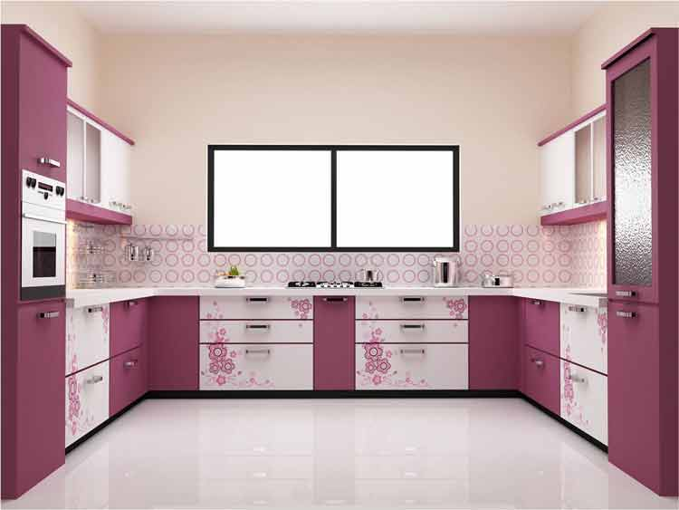 kitchen set aluminium gresik