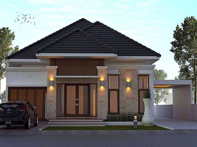 √ 31 Model Rumah Minimalis Type 45 SEDERHANA dan Harganya