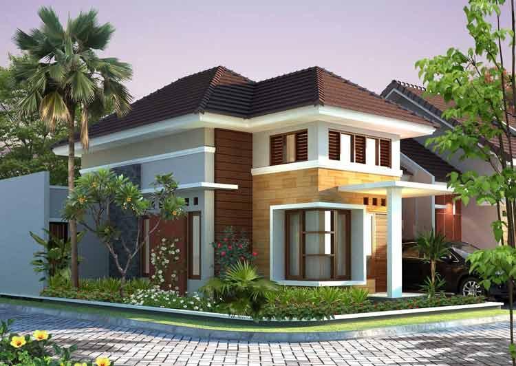 model rumah btn tipe 45