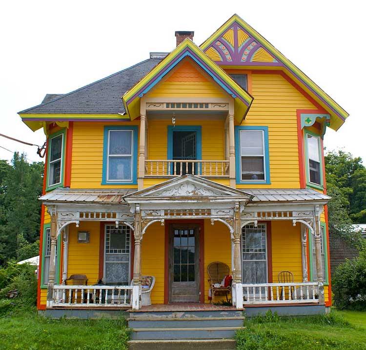 warna cat rumah hijau tosca muda