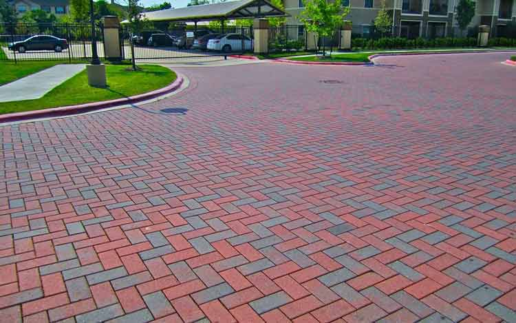 paving block focon