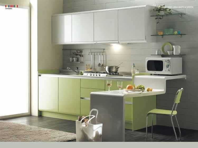 harga kitchen set aluminium minimalis