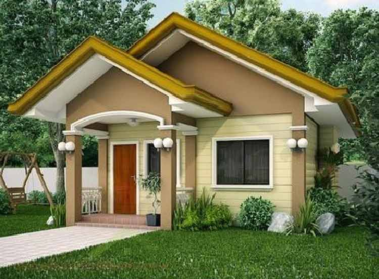 model rumah type 45 minimalis