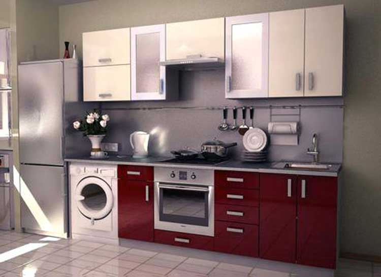 kitchen set granit