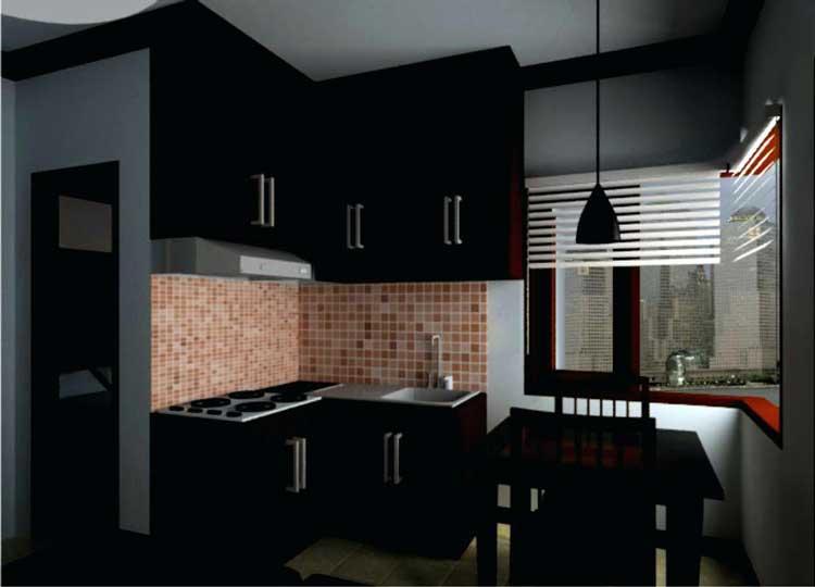 kitchen set bagus keren