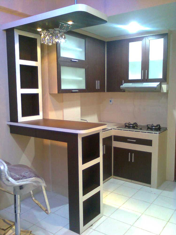 kitchen set atas