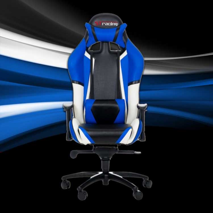 kursi gaming eblue