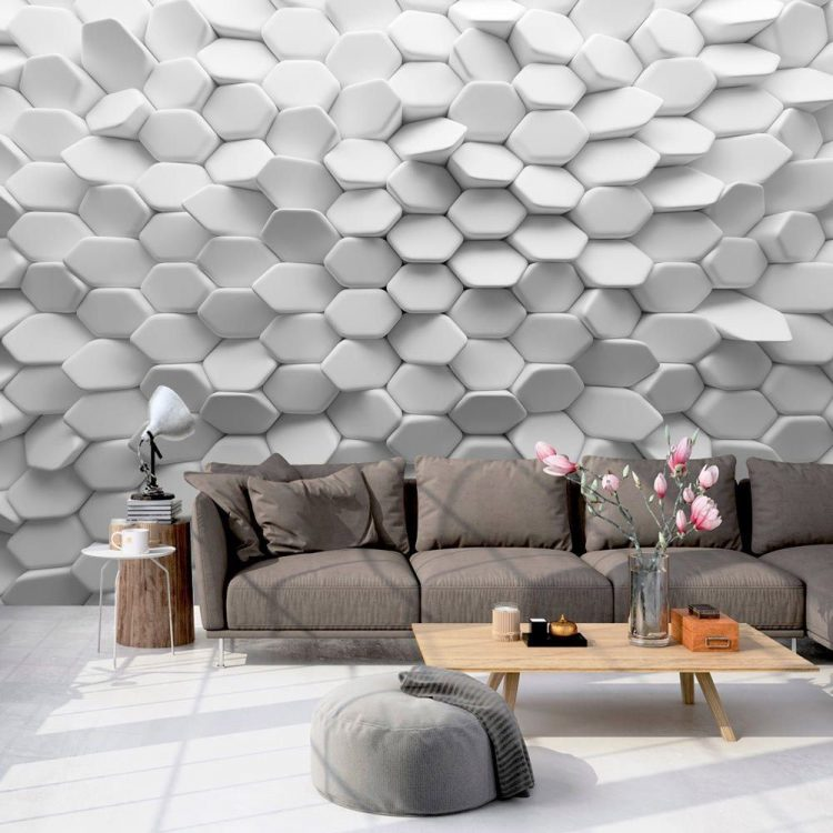 wallpaper dinding modern