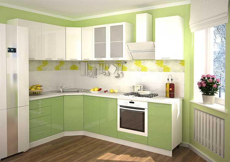 kitchen set dengan wastafel