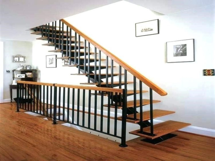 detail tangga baja wf